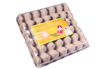Яйца Столовые, термоупаковка С1 - 30 шт.