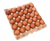 Яйца Столовые, ячейка С2 - 30 шт.